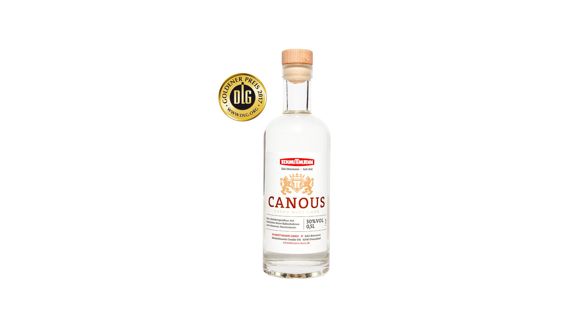 Canous 30% vol. 0,5 l.